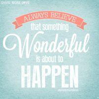 somethingwonderful