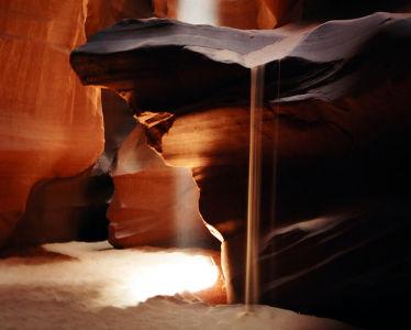 Antelope Canyon - Navajo Tribal Park, AZ