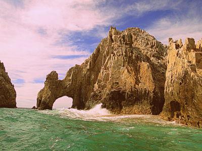 El Arco - Baja Peninsula, Cabo San Lucas, Mexico