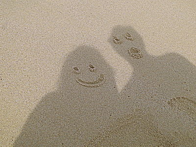 Silly Sand Shadows
