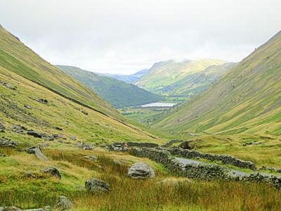 Kirkstone Pass - The Lakes District, United Kingdom