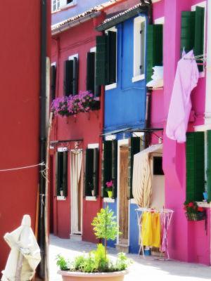 Burano - Venice, Italy