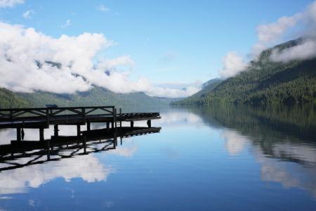 Crescent Lake - Olympic National Park, WA