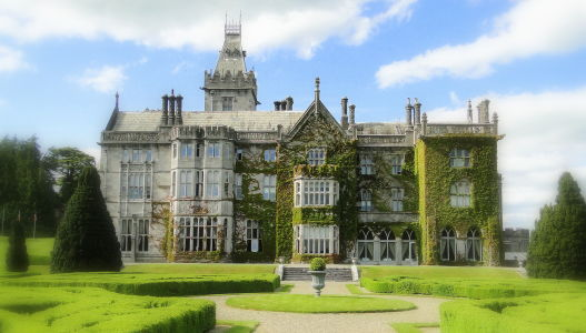 Ireland - Adare Manor, Adare