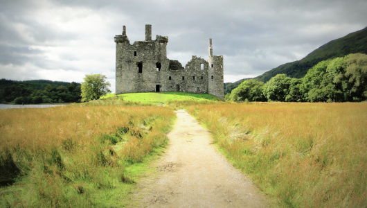 Kilchurn Castle - Scotland