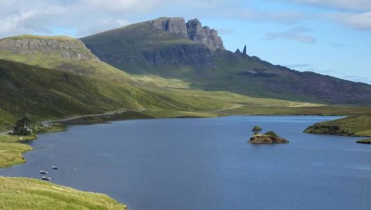 Old Man of Storr - Isle of Skye, Scotland