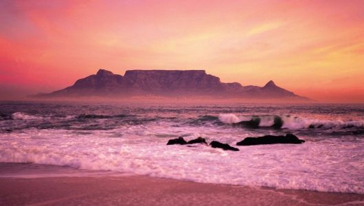 Table Mountain - Capetown, South Africa