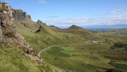 The Quiraing - Isle of Skye, Scotland