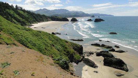 Three Capes Coastal Drive - Oregon