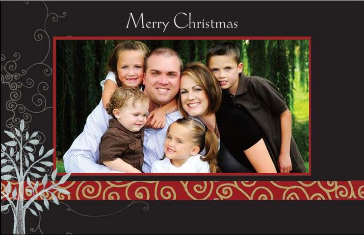 One Day Left Christmas Card Sale 50 Photo Christmas