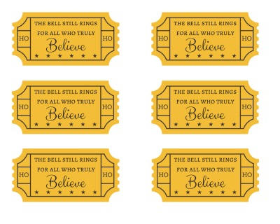 graphic relating to Polar Express Printable Tickets titled Prepare Ticket Template Cost-free. ticket clip artwork and artwork on line