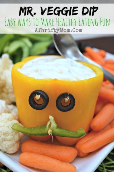 Healthy Finger Food Made Fun For Kids And Adults Mr