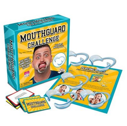 Say It With A Smile Dental Mouth Openers Game Free