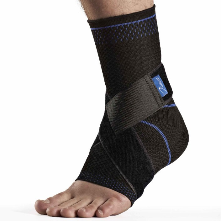 CRx ankle support plus silicone