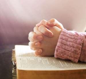 ATI Konference 2018 - Modlitba