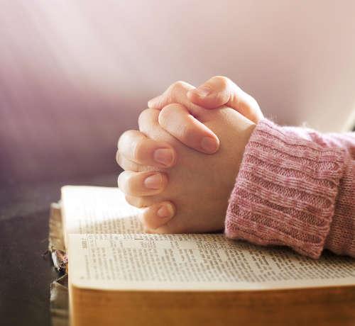Konference 2019 – Modlitba
