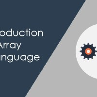 introduction of array in c