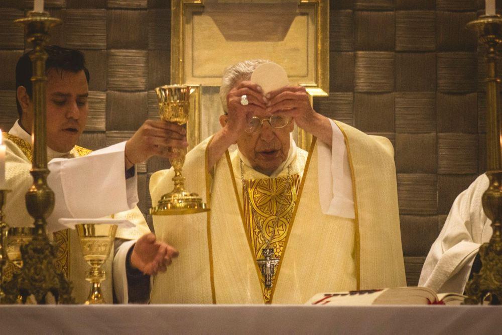 Desde el próximo fin de semana, los fieles católicos podrán asistir a las celebraciones Eucarísticas