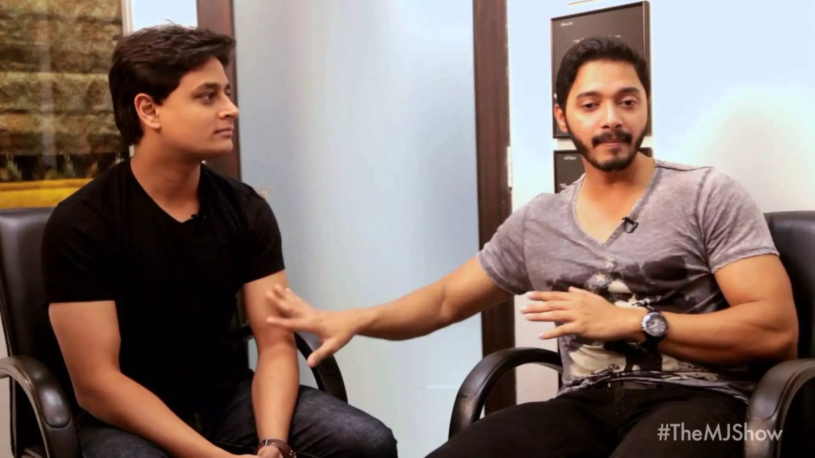 Atif and Shreyas @ MJ Show on NDTV