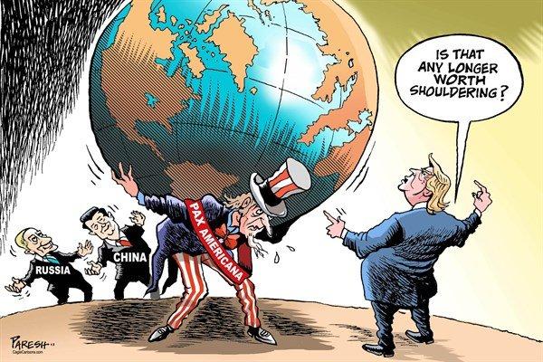 La irreversible (pero laboriosa) construcción de un orden multipolar