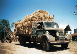 Not our actual truck - camera's were not so common in the 80's but strikingly similar to ours.