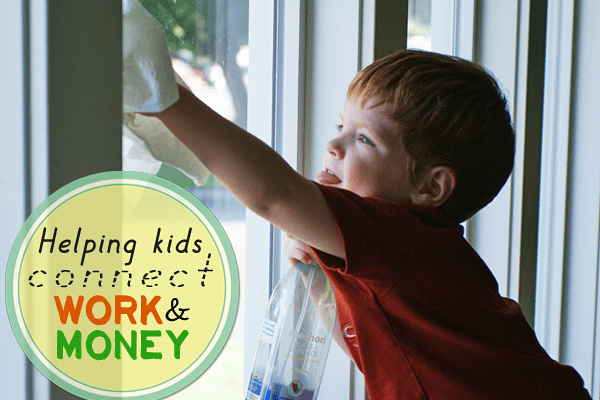 Kids: Earning and Learning to Manage Money