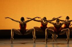 The Washington Ballet performs Wunderland