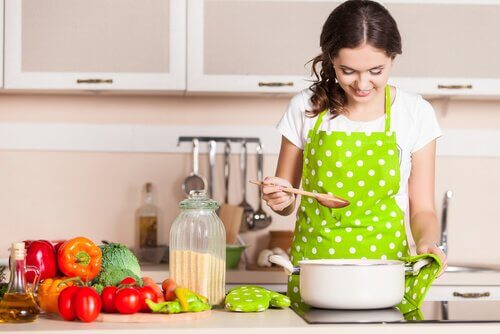 Save time with these kitchen tips.