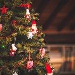 A Time to Shop Christmas tree
