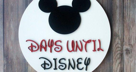 Countdown to Disney
