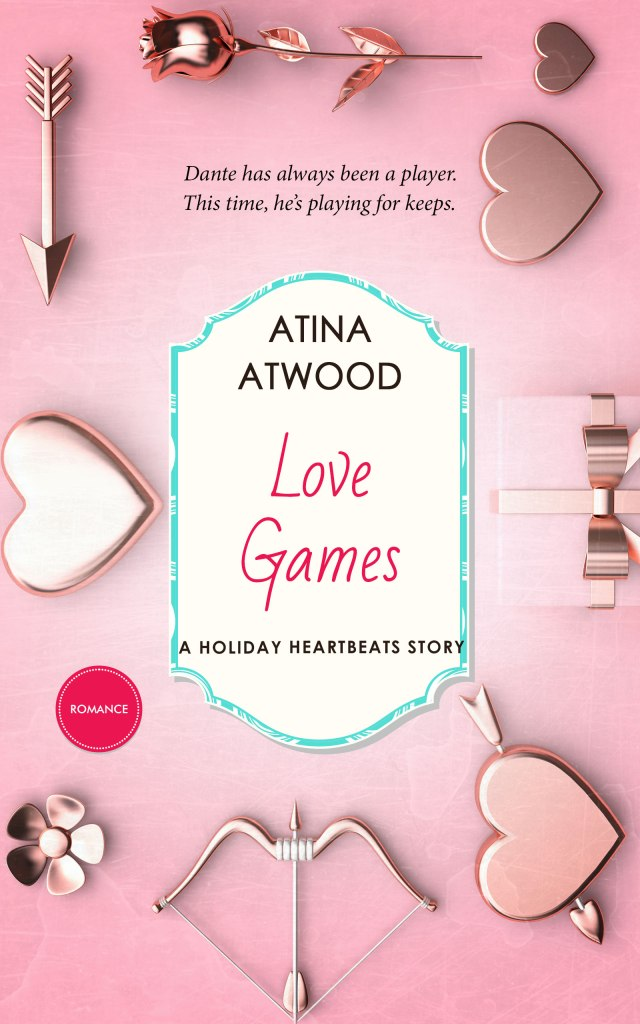 Atina Atwood Love Games A Holiday Heartbeats Story
