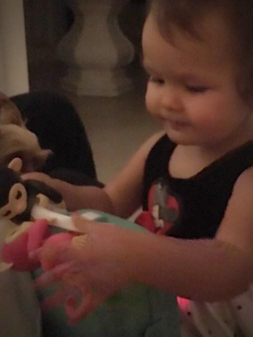 Getting to know Finn & Bella