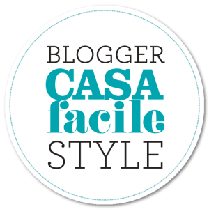 blogger CF style Casa Facile