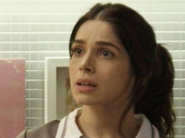 Sabrina Petraglia como Shirlei em Haja Coração