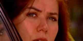 Ingrid (Lilia Cabral) em cenas de Laços de Família