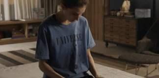 Ivana (Carol Duarte) se esconderá para tomar as injeções