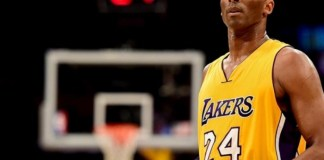 Kobe Bryant é considerado um dos melhores jogadores de basquete de todos os tempos