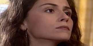 Giovanna Antonelli como Capitu em 'Laços de Família' (Globo)