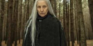Cássia Kiss como Haia em 'Desalma' (Globoplay)