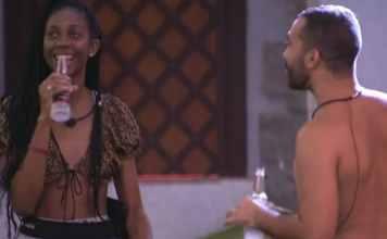 Gilberto e Camilla de Lucas