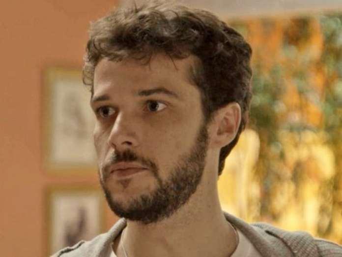 Jayme Matarazzo interpretando Giovanni em 'Haja Coração' (Globo)
