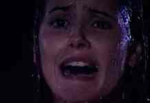 Deborah Secco interpretando Íris em 'Laços de Família' (Globo)