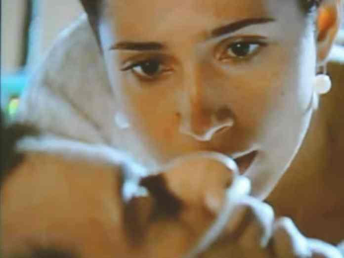Cenas da novela 'Mulheres Apaixonadas' (Canal Viva))