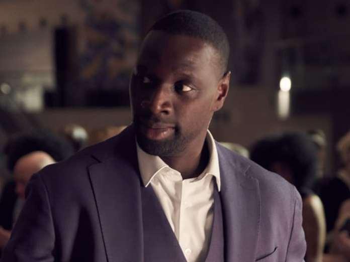 Omar Sy como Assana Diop em 'Lupin' (Netflix)