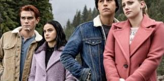 Cenas da série teen de sucesso 'Riverdale'
