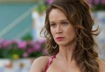 Mariana Ximenes como Tancinha em 'Haja Coração' (Globo)