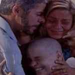 Cenas da novela 'Laços de Família' (Globo)