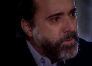 Tony Ramos como Miguel em 'Laços de Família' (Globo)