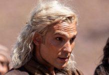 Igor Rickli como Lúcifer em 'Gênesis' (Record)