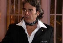 Alexandre Borges como Jacques Leclair em 'Ti-Ti-Ti' (Globo)